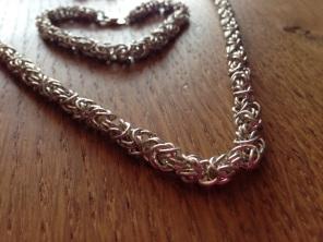 Zilveren Koningsschakel