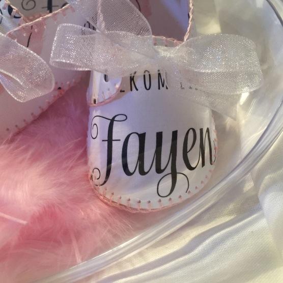 Close-up Fayen